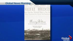 Journalists, Record Keepers and the 1917 Halifax Explosion